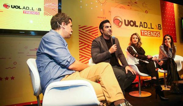 UOL AD_LAB Trends promove debate rico sobre influenciadores digitais