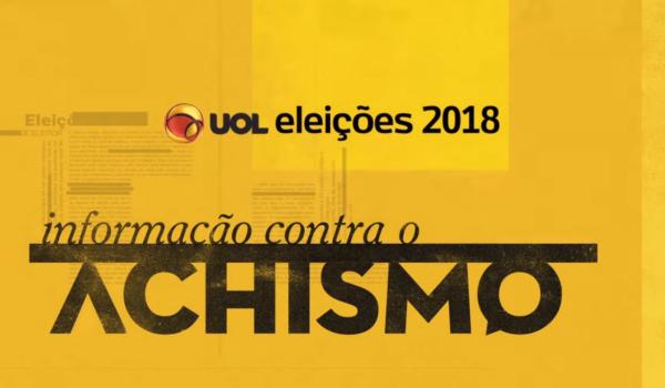 Para combater desinformação, UOL lança Manifesto contra o 'achismo'