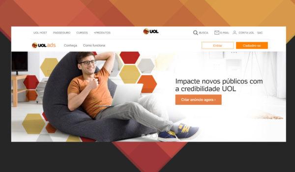 UOL Ads: plataforma self-service simplifica compra de mídia em conteúdo premium