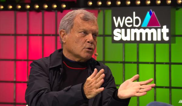 Três lições sobre publicidade digital de Martin Sorrell, que deu adeus às mídias analógicas