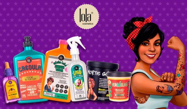Dione Vasconcellos, da Lola Cosmetics: criatividade e irreverência geram movimentos