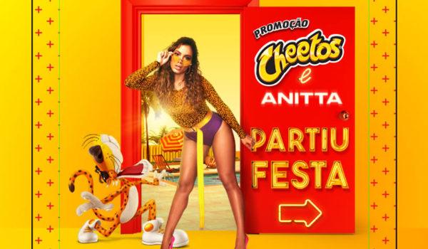 Daniela Cachich: Cheetos cria narrativa de amizade entre marca, público e Anitta