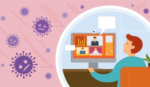 Covid-19: Cresce consumo de vídeo digital sobre saúde, artes e decoração