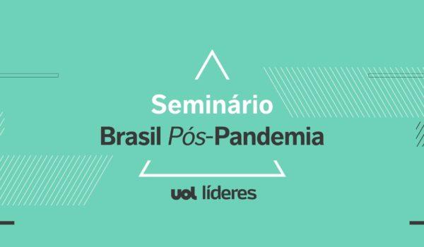 Novo talks: Seminário UOL Líderes levanta debate sobre economia pós-Covid