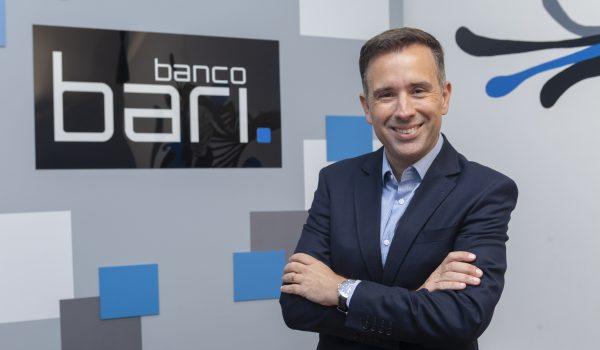 Ricardo Sanfelice, do Banco Bari: 'Estamos promovendo uma virada de marca'
